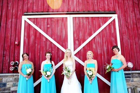 Barn Wedding Indiana
