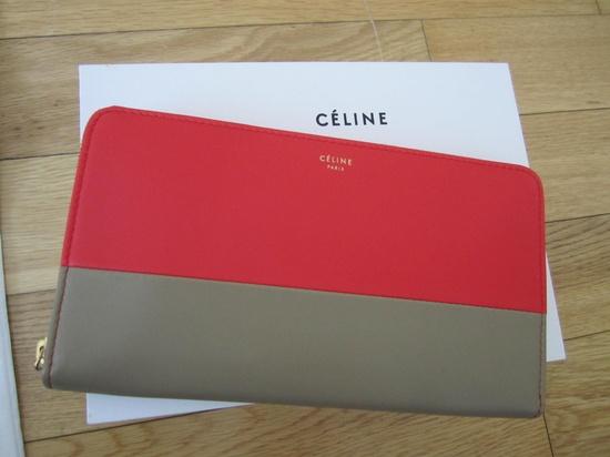 Céline wallet