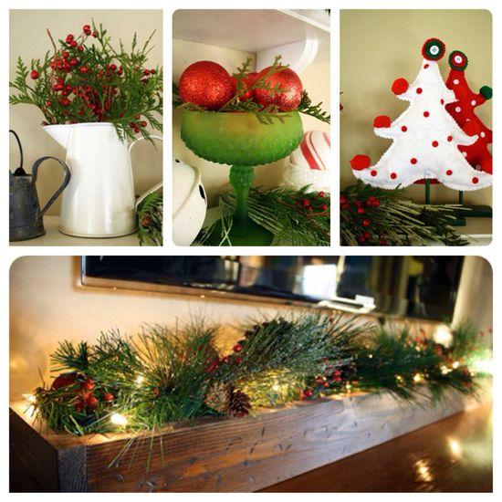 #Christmas decor around the house