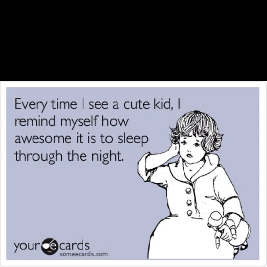 Love kids but so true!
