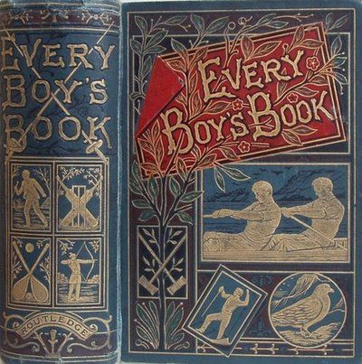 Every Boys Book, cover