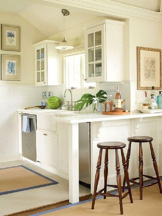 helytakarékos ötlet kis konyhákba, lakberendezési ötletek