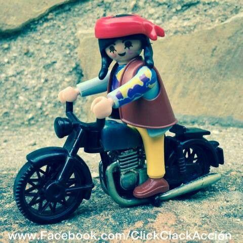 Hippie motorbike