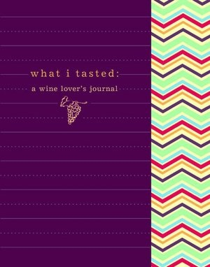 "Capture all the ""dear diary"" moments of your adventurous wine affairs in this travel journal."