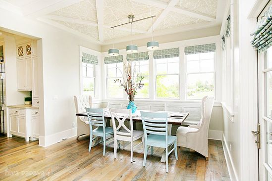House of Turquoise: Day Three: Dream Home Tour