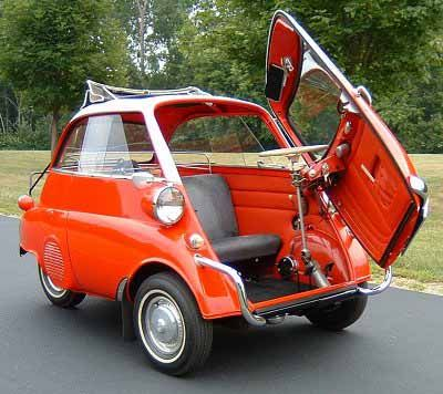 BMW Isetta car