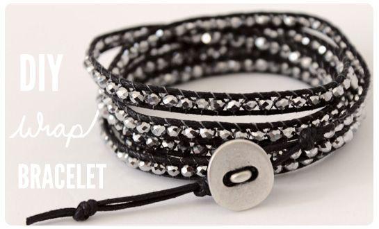 DIY#10-Wrap Bracelet-0