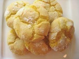 Delightful Nourishment: Sweet Lemon Cookies