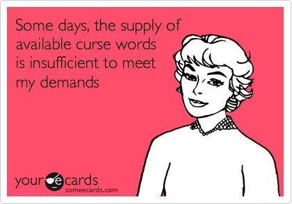 Haha It's true!
