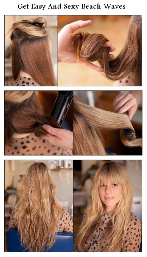 Get Easy And Sexy Beach Waves
