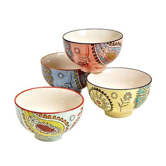 Cute Paisley Bowls