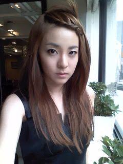 Korean Girl Hairstyles 2013