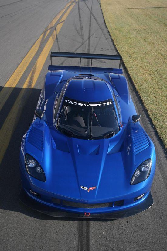 2012 Chevrolet Corvette Daytona  Race car