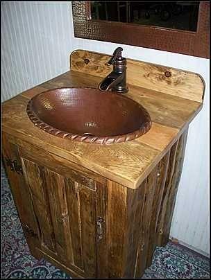 Rustic bathroom #bathroom decorating before and after #modern bathroom design #bathroom design