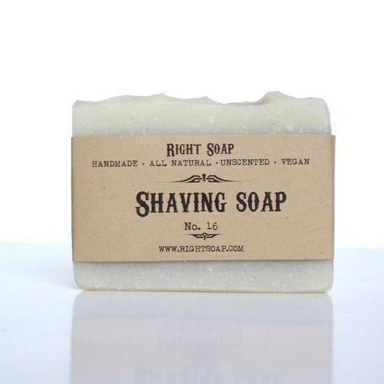 Shaving Soap  Men soap Natural Soap Handmade Soap by RightSoap, $6.00 +dreadstop @DreadStop
