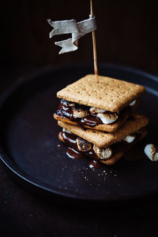 S'mores!#cooking guide