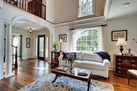 Dream House living room