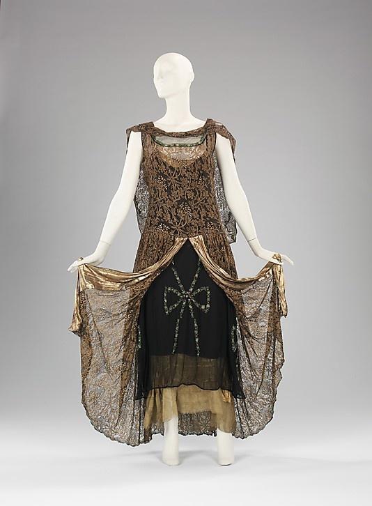 11-11-11 1929 evening dress