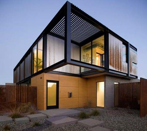 Build a House With Good Home Architecture Style - Modern Home Architecture