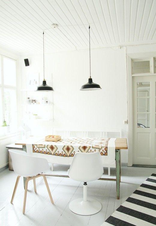 Dining Room inspiration via Simply Grove