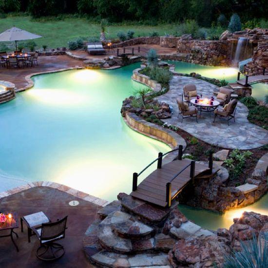 Dream backyard