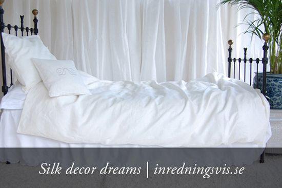 Silk decor dreams: inredningsvis.se/...