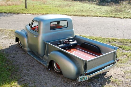 1947 Chevy built by RockStars & Custom Cars