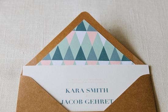KARA Wedding Invitation Digital SAMPLE by AllieRuth on Etsy, $5.00