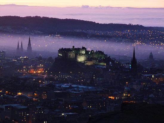 Edinburgh ?