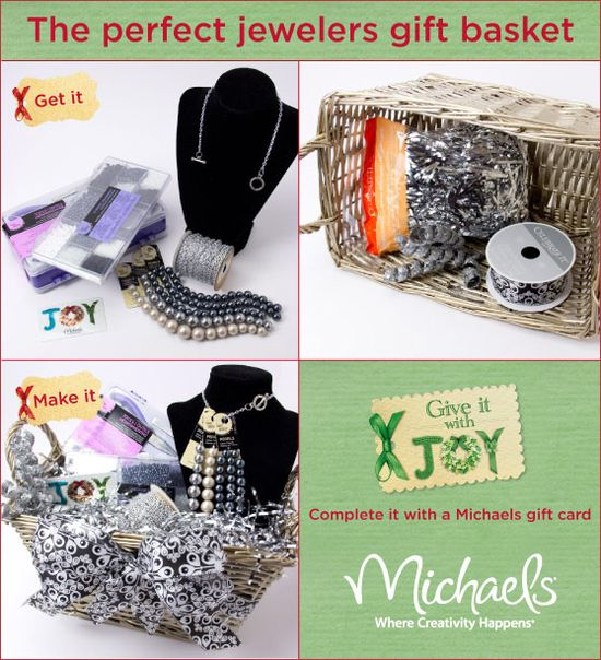 #Jewelers #Gift #Basket #holiday