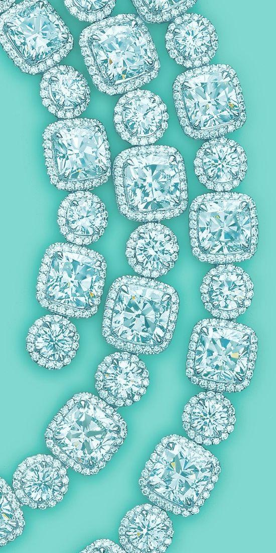 Tiffany's Diamond Necklace