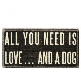 Dogs ARE Love. ?