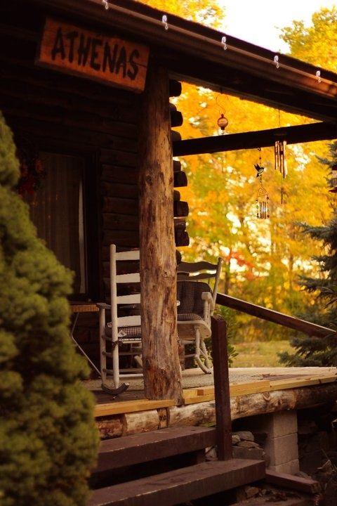 If I had a cabin . . .