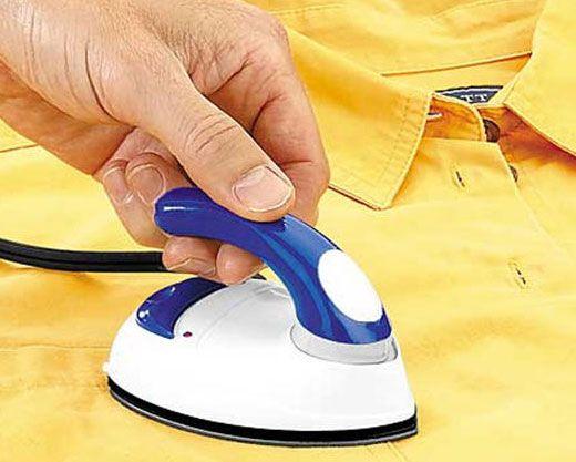 A mini travel iron!!