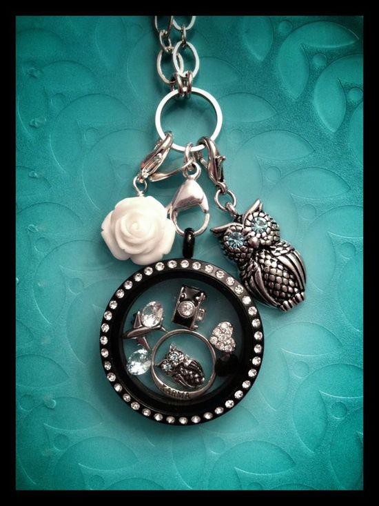 Origami Owl, Custom Jewelry. Inspiration & Ideas. www.melissadettme...