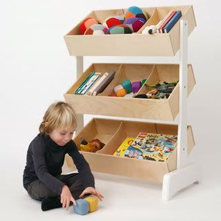 12 smart toy storage solutions for kids' rooms.