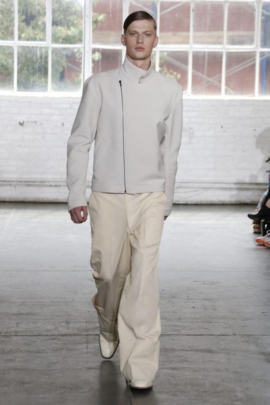 Duckie Brown doing what they do best for Spring Summer 2013 @John #NYFW #menswear #menfashion #fashionweek #newyork
