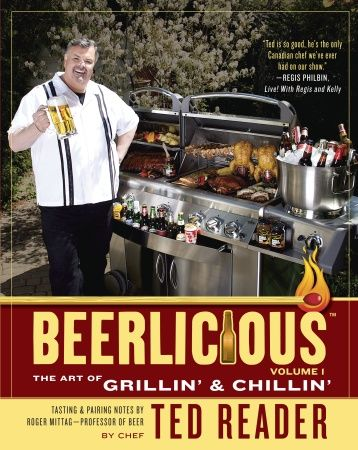 Beerlicious- A Fun New Cook Book