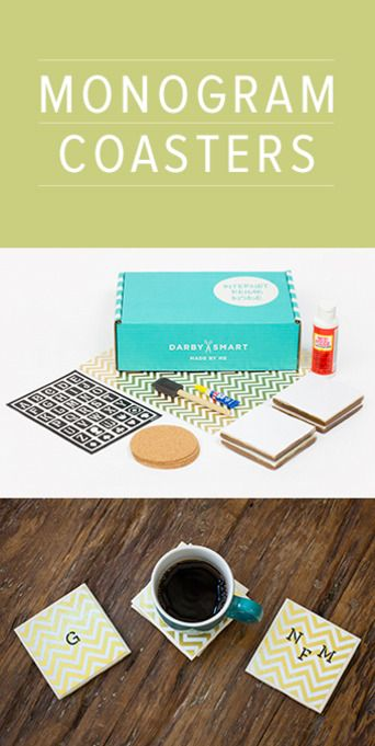 I'm making something that I pinned with this DIY kit from DarbySmart! #diy #madebyme #cocktails