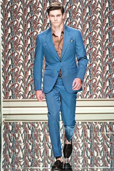 Ermenegildo Zegna S/S 2013 collection