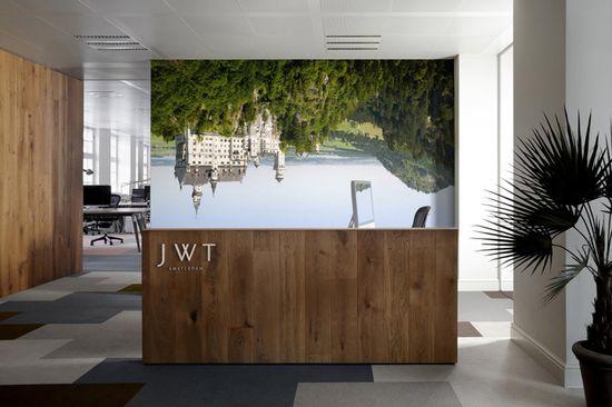 JWT office by Alrik Koudenburg & RJW Elsinga, Amsterdam office design