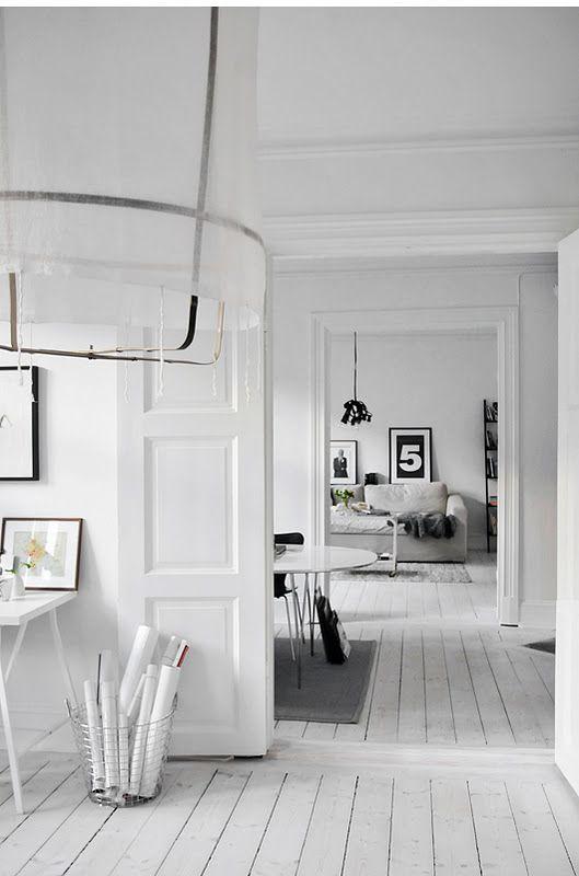 white/floors