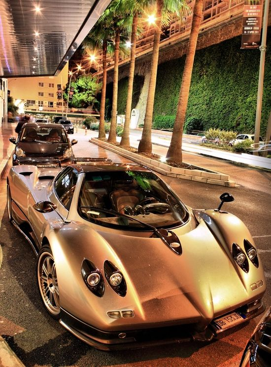Cool Cars ? Pagani Zonda ? ~ Aurora Bola Photo Blog - Cool Cars Photo danielhotcollecti...