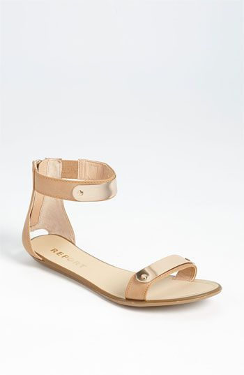 Report Metal Bar Sandal available at Nordstrom