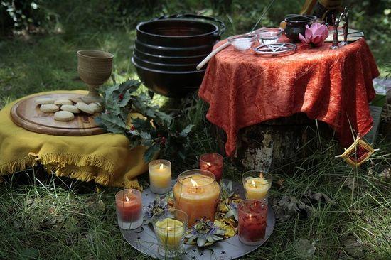Pagan picnic