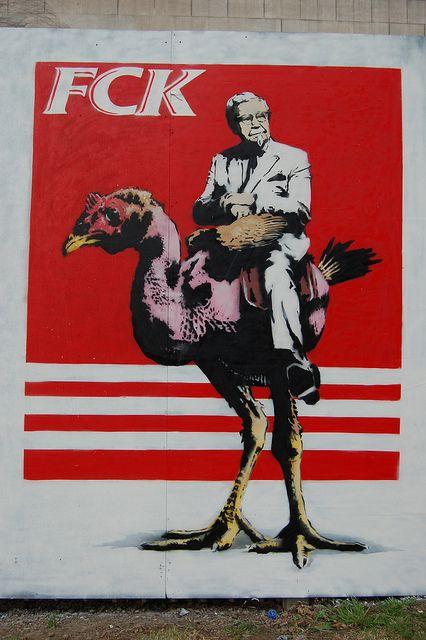 FCK - ADW, Kings of Concrete, D8 by AVisualFeast #graffiti #street art