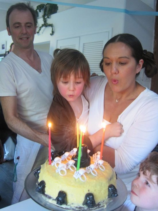 The Best Grain-Free Birthday Cakes