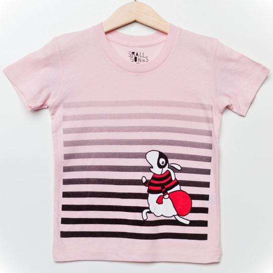 Pink done right. Sheep thief. #sheep #kids #stripes