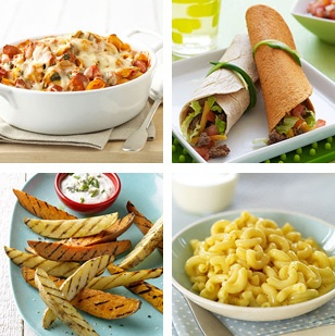 Quick & Easy Recipes Kids Will Love
