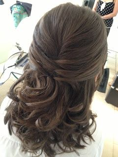Wedding Hair styling by Fordham Hair Design Gloucestershire  ... Autumn/Winter wedding hair styling update